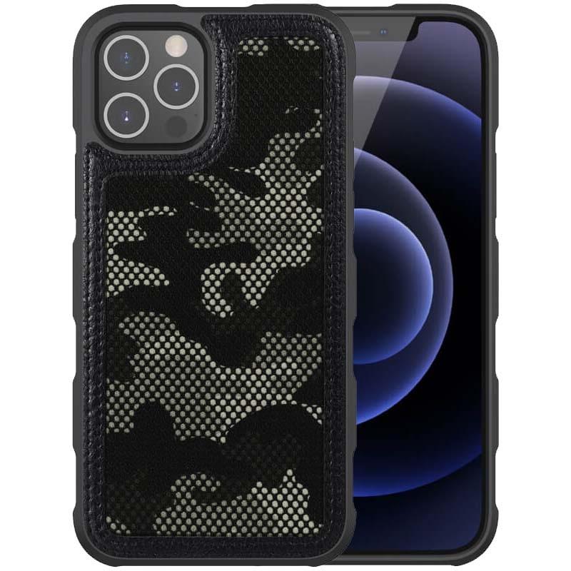 قاب محافظ نیلکین اپل Nillkin Camo Case for Apple iPhone 12 Pro