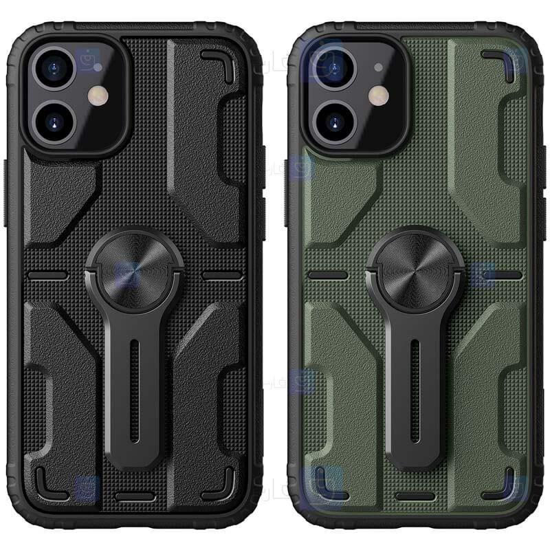 قاب محافظ استند دار نیلکین اپل Nillkin Medley hard case for Apple iPhone 12