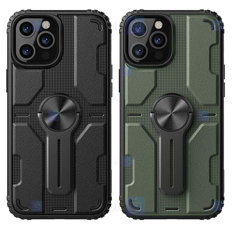 قاب محافظ استند دار نیلکین اپل Nillkin Medley hard case for Apple iPhone 12 Pro