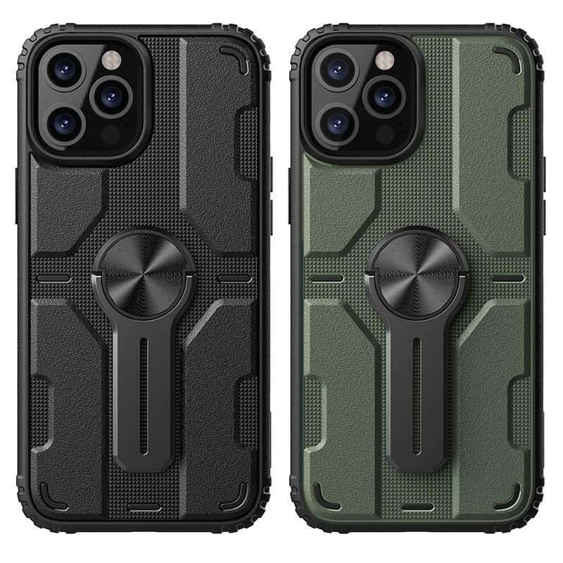 قاب محافظ استند دار نیلکین اپل Nillkin Medley hard case for Apple iPhone 12 Pro Max