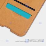 کیف محافظ چرمی نیلکین شیائومی Nillkin Qin Case For Xiaomi Mi 10T 5G
