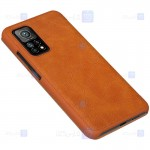 کیف محافظ چرمی نیلکین شیائومی Nillkin Qin Case For Xiaomi Mi 10T Pro 5G