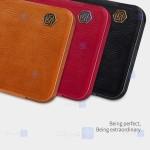 کیف محافظ چرمی نیلکین شیائومی Nillkin Qin Case For Xiaomi Redmi K30S Ultra