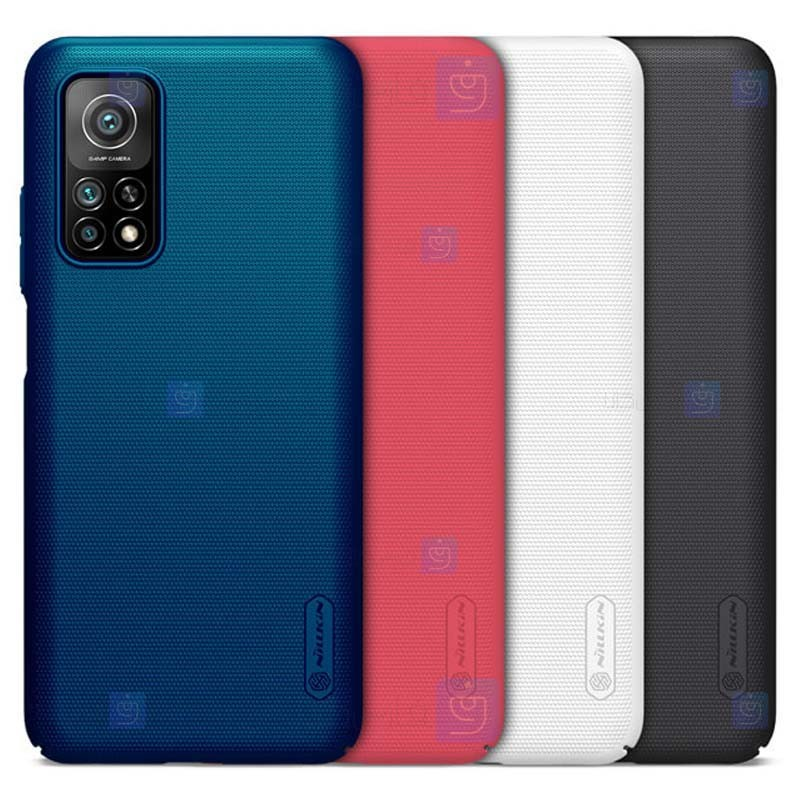 قاب محافظ نیلکین شیائومی Nillkin Super Frosted Shield Case Xiaomi Mi 10T Pro 5G