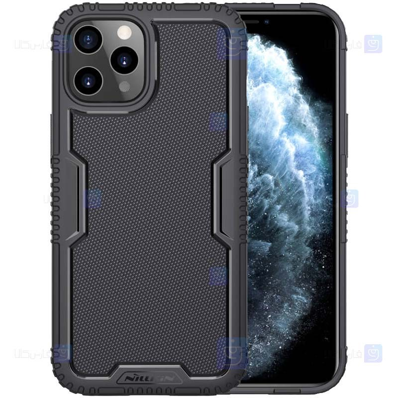 قاب محافظ نیکلین اپل Nillkin Tactics TPU case for Apple iPhone 12 Pro Max