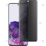 محافظ صفحه نمایش حریم شخصی با پوشش کامل سامسونگ Privacy Full Screen Protector For Samsung Galaxy S20