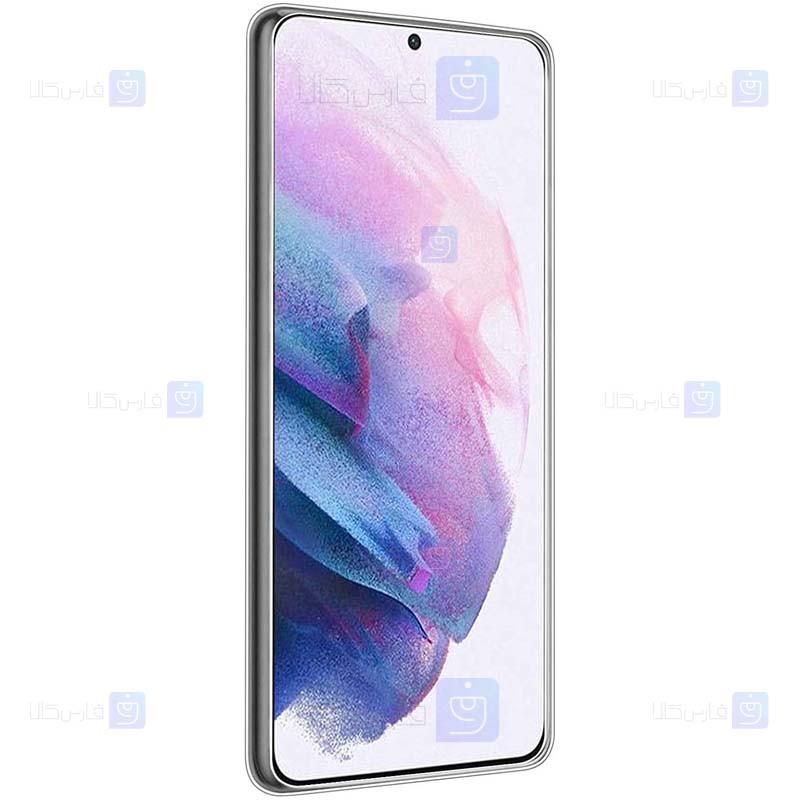 قاب محافظ ژله ای 5 گرمی کوکو سامسونگ COCO Clear Jelly Case For Samsung Galaxy S21 Plus