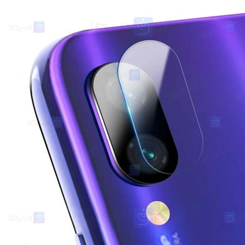 محافظ لنز شیشه ای دوربین شیائومی Camera Lens Glass Protector For Xiaomi Redmi Note 7s