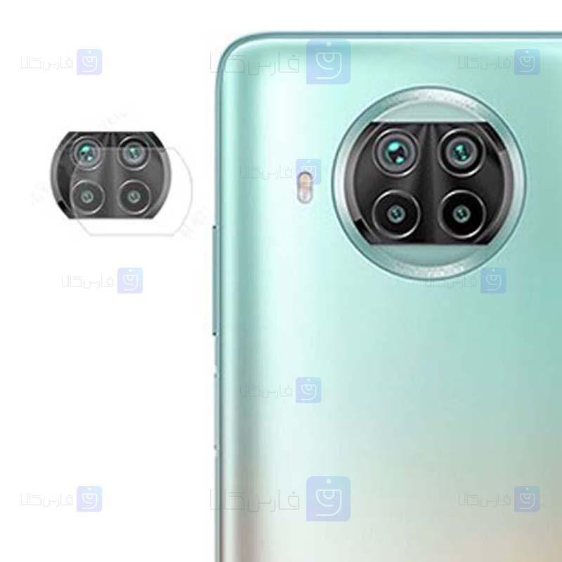 محافظ لنز شیشه ای دوربین شیائومی Camera Lens Glass Protector For Xiaomi Redmi Note 9 Pro 5G