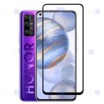 محافظ صفحه نمایش تمام چسب با پوشش کامل هواوی Full Glass Screen Protector For Huawei Honor 30