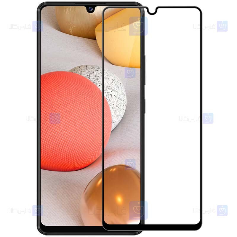 محافظ صفحه نمایش شیشه ای نیلکین سامسونگ Nillkin Amazing CP+ Pro Glass Samsung Galaxy A42 5G