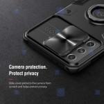 قاب محافظ نیلکین سامسونگ Nillkin CamShield Armor Case Samsung Galaxy S21 Plus
