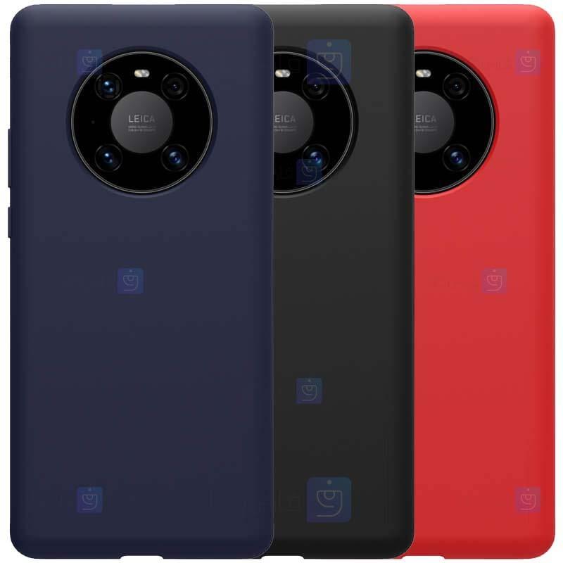 قاب محافظ سیلیکونی نیلکین هواوی Nillkin Flex Pure Case Huawei Mate 40 Pro