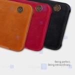 کیف محافظ چرمی نیلکین شیائومی Nillkin Qin Case For Xiaomi Redmi Note 7s