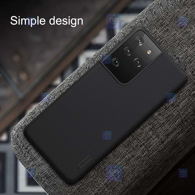 قاب محافظ نیلکین سامسونگ Nillkin Super Frosted Shield Case Samsung Galaxy S21 Ultra