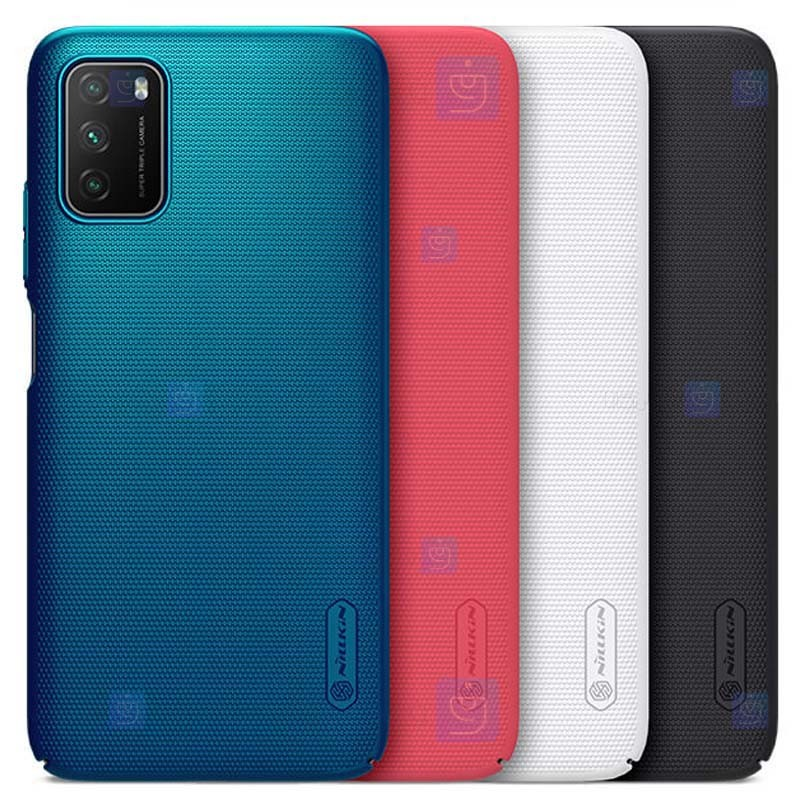 قاب محافظ نیلکین شیائومی Nillkin Super Frosted Shield Case Xiaomi Poco M3