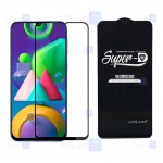 گلس گوشی سامسونگ Super D Full Glass Screen Protector For Samsung Galaxy M21