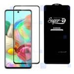 گلس گوشی سامسونگ Super D Full Glass Screen Protector For Samsung Galaxy M31s