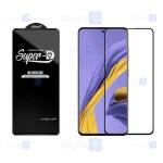 گلس گوشی سامسونگ Super D Full Glass Screen Protector For Samsung Galaxy S10 Lite 2020