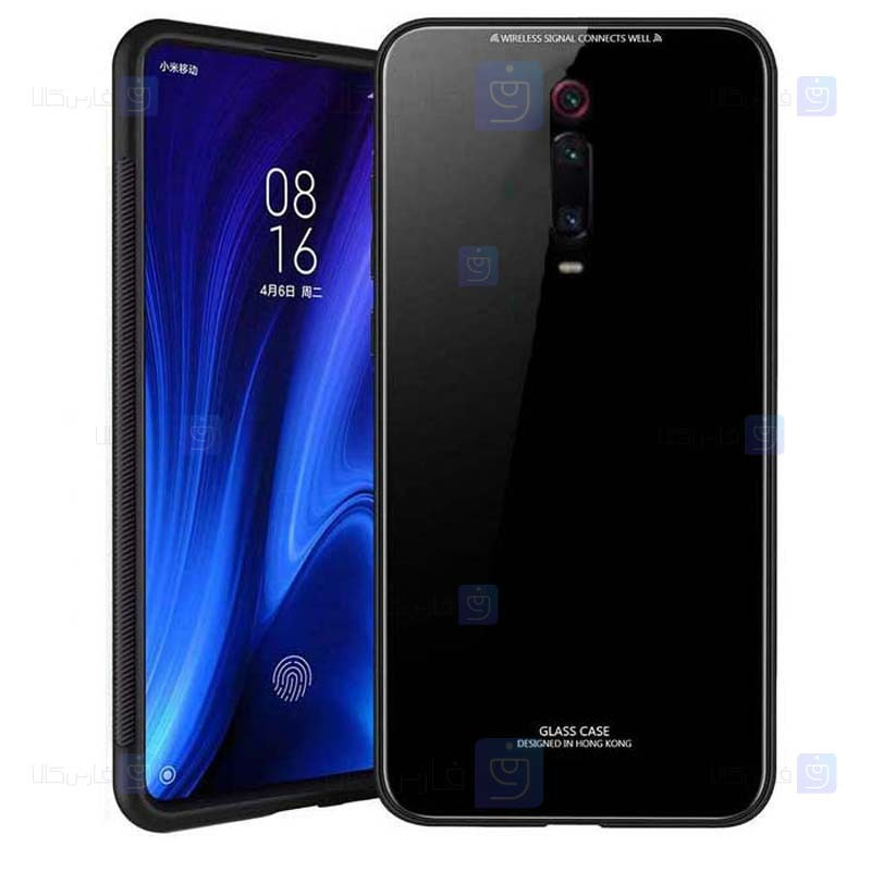 قاب پشت گلس گوشی شیائومی Tempered Glass Back Case For Xiaomi Redmi K20 Pro