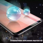 محافظ صفحه نمایش تمام چسب با پوشش کامل تسلا سامسونگ Tesla Full Glass Screen Protector For Samsung Galaxy S21 Ultra
