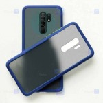 قاب محافظ پشت مات شیائومی Transparent Hybrid Case Xiaomi Redmi 9