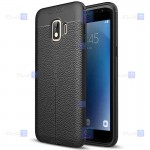 قاب ژله ای طرح چرم سامسونگ Auto Focus Jelly Case For Samsung Galaxy J2 Core 2020