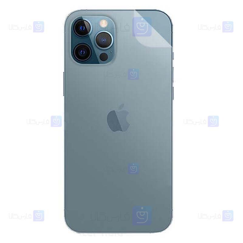 برچسب محافظ پشت مات نانو اپل Back Nano Matte Screen Guard for Apple iPhone 12 Pro Max