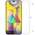 محافظ صفحه نمایش شیشه ای سامسونگ Glass Screen Protector For Samsung Galaxy M31