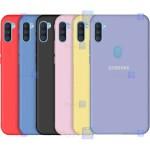 قاب محافظ سیلیکونی سامسونگ Silicone Case For Samsung Galaxy M11