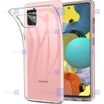 قاب محافظ ژله ای 5 گرمی کوکو سامسونگ COCO Clear Jelly Case For Samsung Galaxy A51 5G