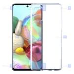 قاب محافظ ژله ای 5 گرمی کوکو سامسونگ COCO Clear Jelly Case For Samsung Galaxy A71 5G