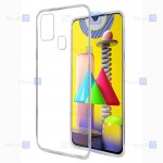 قاب محافظ ژله ای 5 گرمی کوکو سامسونگ COCO Clear Jelly Case For Samsung Galaxy M31 Prime