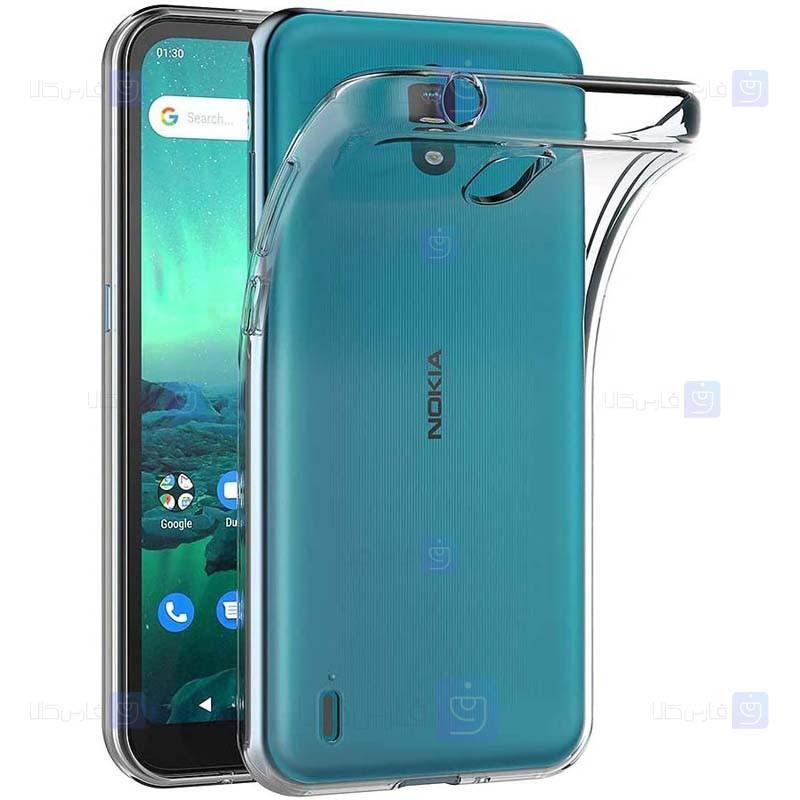 قاب محافظ ژله ای 5 گرمی کوکو نوکیا Coco Clear Jelly Case For Nokia C2