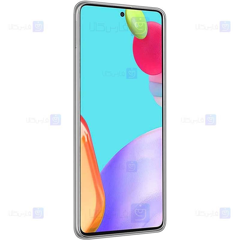 قاب محافظ ژله ای 5 گرمی کوکو سامسونگ Coco Clear Jelly Case For Samsung Galaxy A52