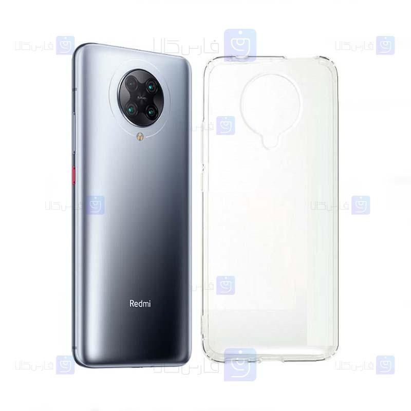 قاب محافظ ژله ای 5 گرمی کوکو شیائومی Coco Clear Jelly Case For Xiaomi Redmi K30 Pro Zoom