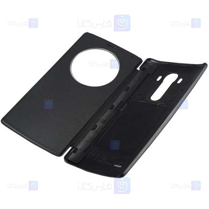 کیف محافظ ال جی Flip Cover For LG G4