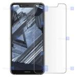 محافظ صفحه نمایش شیشه ای نوکیا Glass Screen Protector For Nokia X5 5.1 Plus