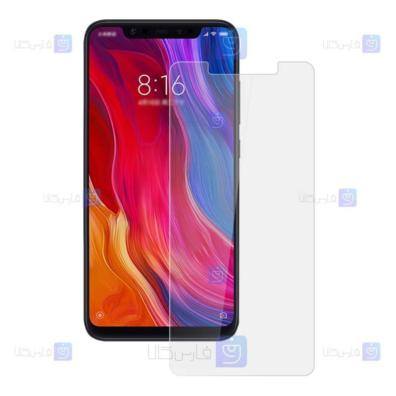 محافظ صفحه نمایش شیشه ای شیائومی Glass Screen Protector For Xiaomi Mi 8 SE