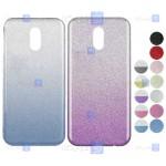 قاب ژله ای اکلیلی نوکیا Glitter Gradient Color Alkyd Jelly Case Nokia 2.1