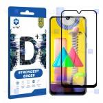 محافظ صفحه نمایش تمام چسب با پوشش کامل لیتو سامسونگ LITO D+ Dustproof Screen Protector For Samsung Galaxy M31