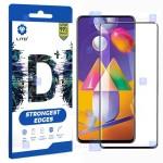محافظ صفحه نمایش تمام چسب با پوشش کامل لیتو سامسونگ LITO D+ Dustproof Screen Protector For Samsung Galaxy M51