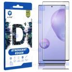 محافظ صفحه نمایش تمام چسب با پوشش کامل لیتو سامسونگ LITO D+ Dustproof Screen Protector For Samsung Galaxy Note 20 Ultra
