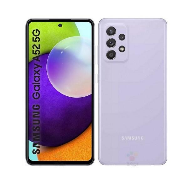 گوشی Samsung Galaxy A52 5G دو سیم کارت با ظرفیت 256 گیگابایت