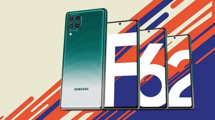 گوشی Samsung Galaxy F62 دو سیم کارت با ظرفیت 128 گیگابایت