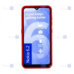 قاب محافظ سیلیکونی نوکیا Silicone Case For Nokia 6.2