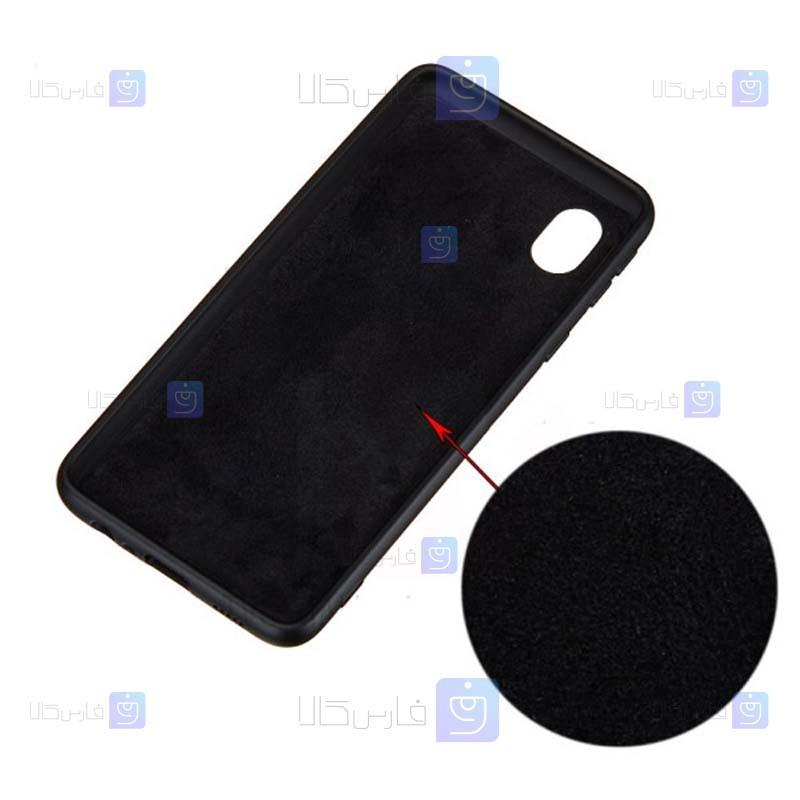 قاب محافظ سیلیکونی سامسونگ Silicone Case For Samsung Galaxy A01 Core