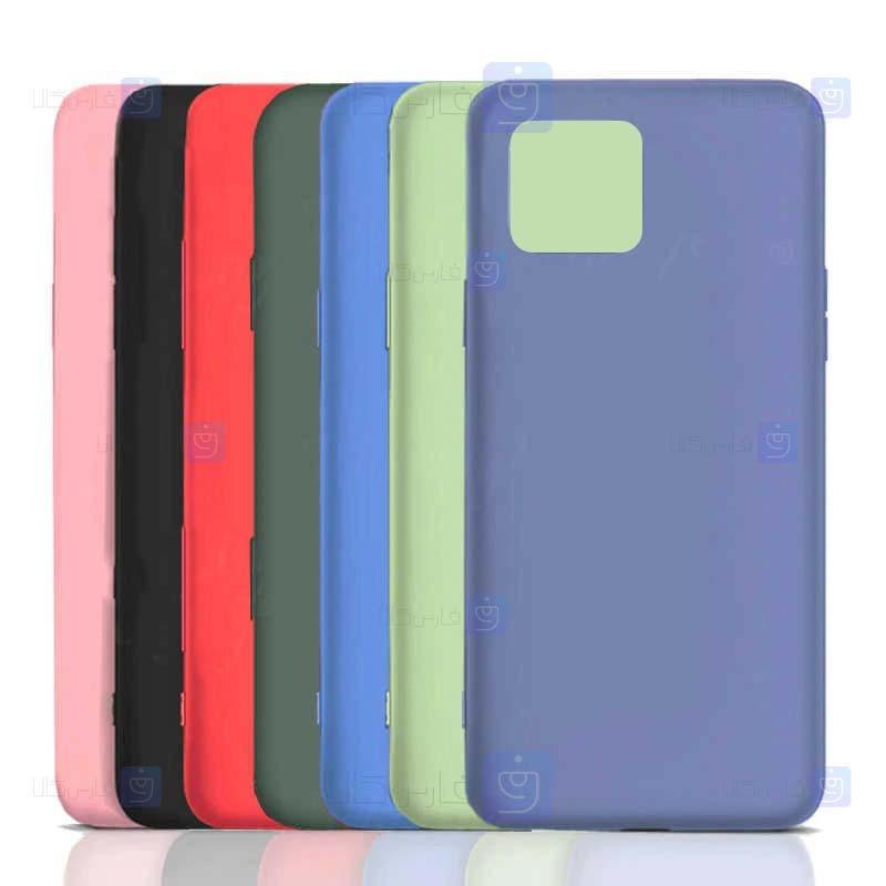 قاب محافظ سیلیکونی شیائومی Silicone Case For Xiaomi Mi 11