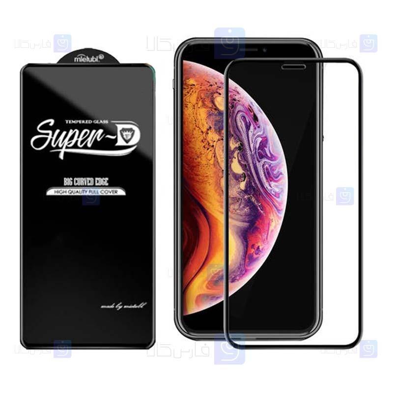 گلس گوشی اپل Super D Full Glass Screen Protector For Apple iPhone 11 Pro Max