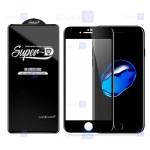 گلس گوشی اپل Super D Full Glass Screen Protector For Apple iPhone 8 Plus